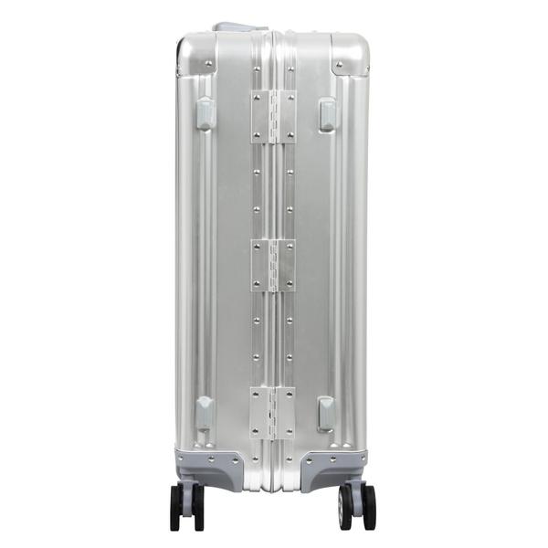 【メーカー直送・大感謝価格 】頑丈アルミニウム合金ボディスーツケース 1510-70 ブラック/シルバー/ガンメタ BLACK:1510-70-BK/SILVER:1510-70-SL/GUNMETAL:1510-70-GM