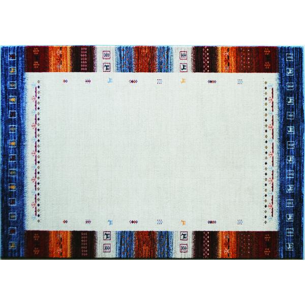 【メーカー直送・大感謝価格】カシュガイ KASHQAI 70×120cm 0409/2638 2018 WORLD CARPET COLLECTION Vol.29 256シリーズ