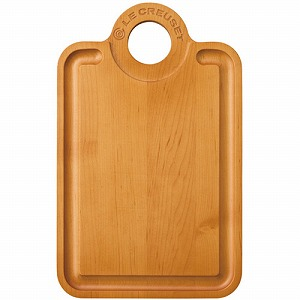 le creuset wooden cutting board maple wood cutting board more than