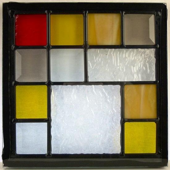 ステンド グラス ステンドグラス ステンドガラス デザインパネル200角sgsq214(取寄品、別途送料必ず発生、割引不可、キャンセル返品不可、突然終了あり)