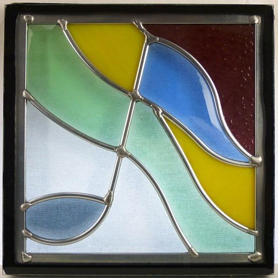 ステンド グラス ステンドグラス ステンドガラス デザインパネル200角sgsq223(取寄品、別途送料必ず発生、割引不可、キャンセル返品不可、突然終了あり)