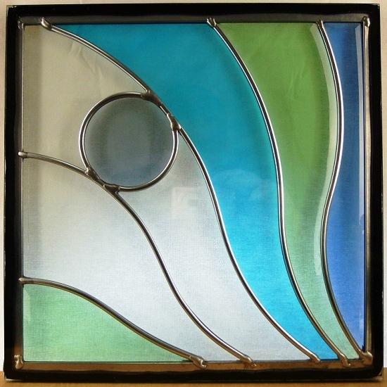 ステンド グラス ステンドグラス ステンドガラス デザインパネル300角sgsq315(取寄品、割引不可、キャンセル返品不可、突然終了あり)