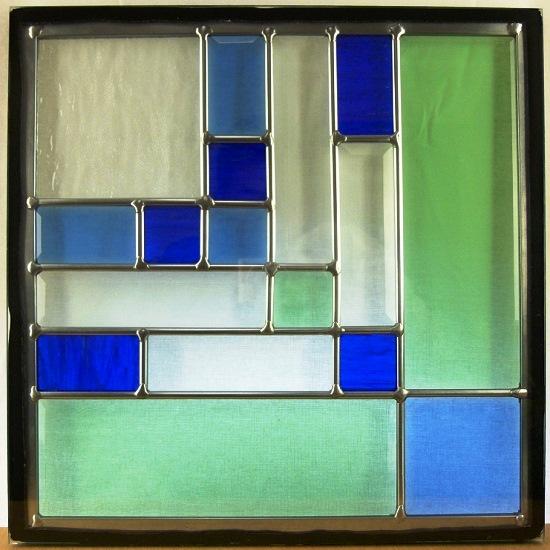 ステンド グラス ステンドグラス ステンドガラス デザインパネル300角sgsq318(取寄品、割引不可、キャンセル返品不可、突然終了あり)
