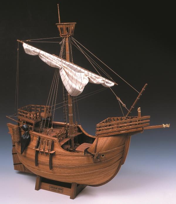 大感謝価格『木製帆船模型 1/30 カタロニア船(W)』送料無料『メーカー直送品。代引不可・同梱不可・返品キャンセル・割引不可』 インテリア 模型 飾り