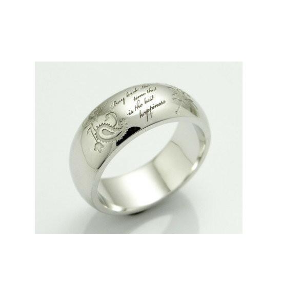 送料無料『ペイズリータトゥーリング A KR-224 SV 』リング 指輪 アクセサリー ファッション