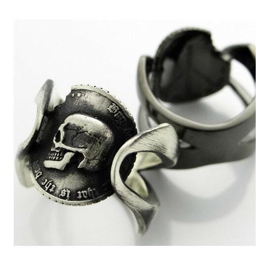 送料無料『プライド リング B KR-238 BK 』リング 指輪 アクセサリー ファッション