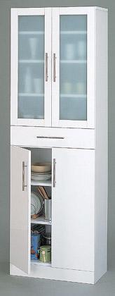 大感謝価格『カトレア食器棚 60-180 23461』送料無料メーカー直送品。代引・後払い・同梱・返品・キャンセル・割引不可 家具 インテリア 収納