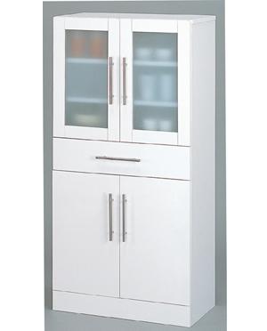 大感謝価格『カトレア食器棚 60-120 23463』送料無料メーカー直送品。代引・後払い・同梱・返品・キャンセル・割引不可 家具 インテリア 収納