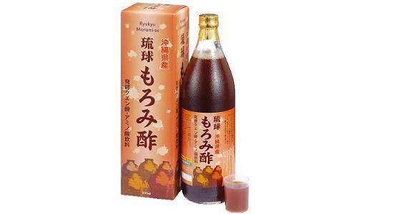 【大感謝価格】沖縄県産 琉球 もろみ酢 発酵クエン酸・アミノ酸飲料 900ml×12本