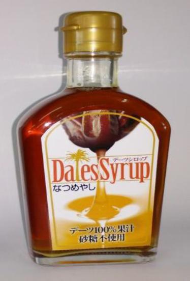 『デーツシロップ濃縮果汁 270g×12個セット』『同梱不可・返品キャンセル・割引不可』ダイエットシュガー 健康食品 デーツシロップ濃縮果汁