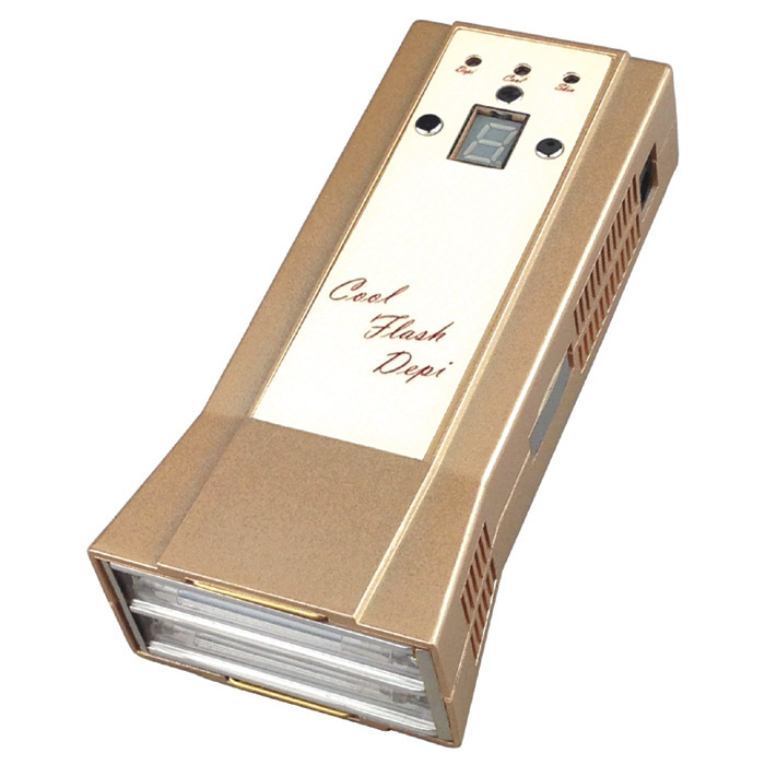 大感謝価格『クールフラッシュデピ』送料無料クールフラッシュデピ ムダ毛処理 ケア 機器 機械 家電クールフラッシュデピ10P03Dec16