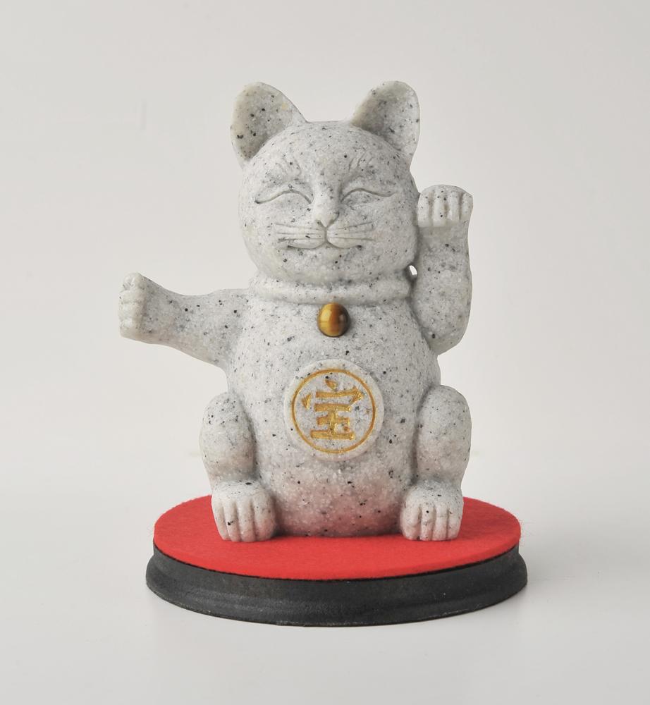 【大感謝価格 】宝来宝来神社特別祈祷『当銭くじ猫』