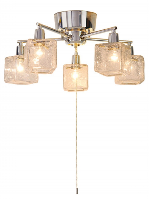【大感謝価格 】CRACK CUBE CEILING LIGHT CC-40285