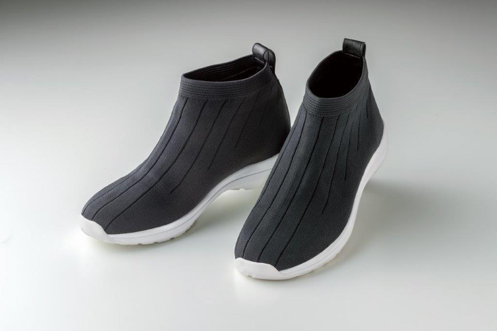 【大感謝価格】美歩人ウォーカー ウォータープルーフ ブラック/ライトグレー
