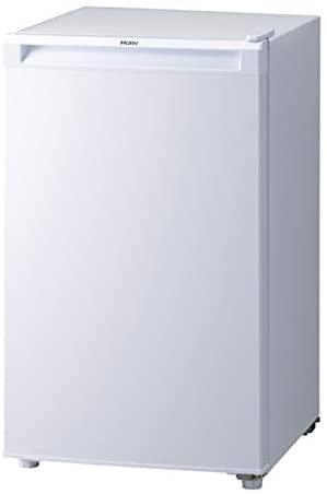 【メーカー直送・大感謝価格】ハイアール 1ドア冷凍庫 右開き 82L 右開き JF-NU82A-W ホワイト