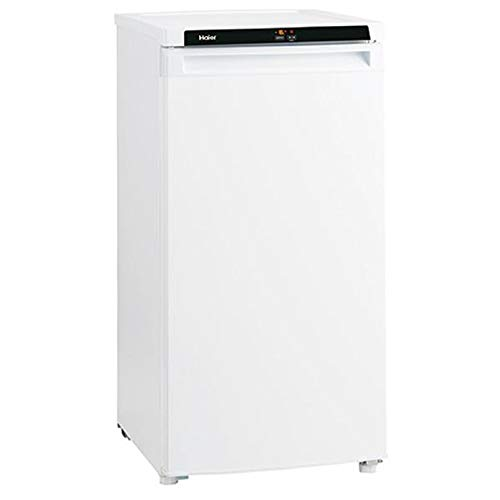 【メーカー直送・大感謝価格】ハイアール 102L 前開き式冷凍庫 JF-NU102B-W ホワイト