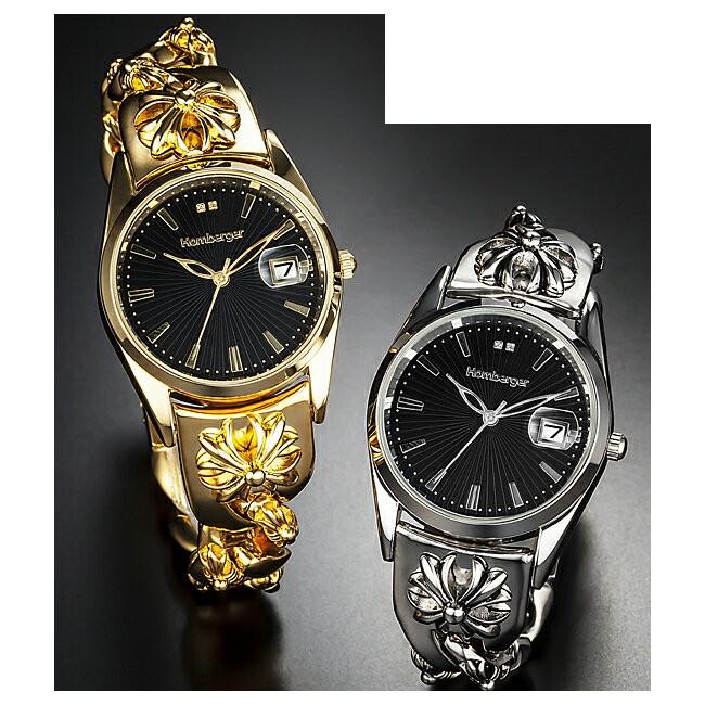 Homberger オムバーガー ガイアール 腕時計 ゴールドorプラチナ
