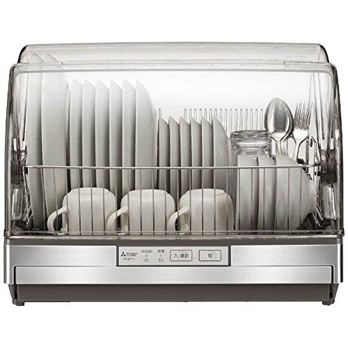 送料無料大感謝価格『三菱 食器乾燥機 「クリーンドライ」 TK-ST11-H ステンレスグレー (6人分)』生活家電 キッチンドライヤー MITSUBISHI 6人分メーカー直送品。返品・キャンセル・代引・同梱不可