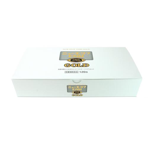 『ニューエコフENMゴールド 120包』5個で梱包時に1個多く入れますEC-12菌 乳酸菌 サプリメント 健康食品 エンザミン配合 ニューエコフENMゴールド 120包yyMay15_point20