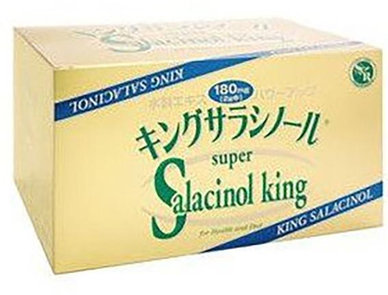 【大感謝価格】キングサラシノール顆粒 180包(2g×30包×6箱)