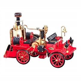 『ドイツ製 蒸気エンジン付消防ポンプ車 D305』蒸気式消防ポンプ車のスケールモデル 模型 趣味 贈り物やインテリアに ドイツ製 蒸気エンジン付消防ポンプ車送料無料欠品終了の場合は連絡します。