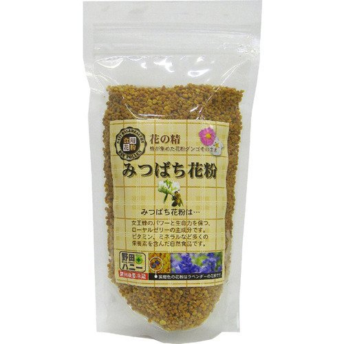 【大感謝価格】【12個セット】食用花粉(みつばち花粉) 200g×12 スタンドパック