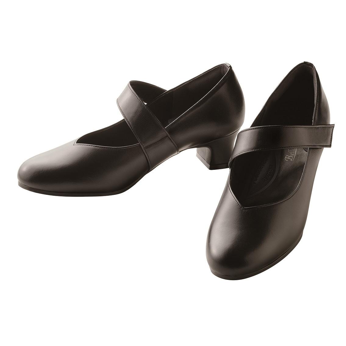【大感謝価格 】足のプロが考えた 足が楽なパンプス ブラック 22.5/23.0/23.5/24.0/24.5cm