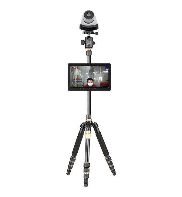 【メーカー直送】【大感謝価格 】自動体温測定カメラサーマルフェイス【高額品の為に絶対に返品キャンセル不可品】