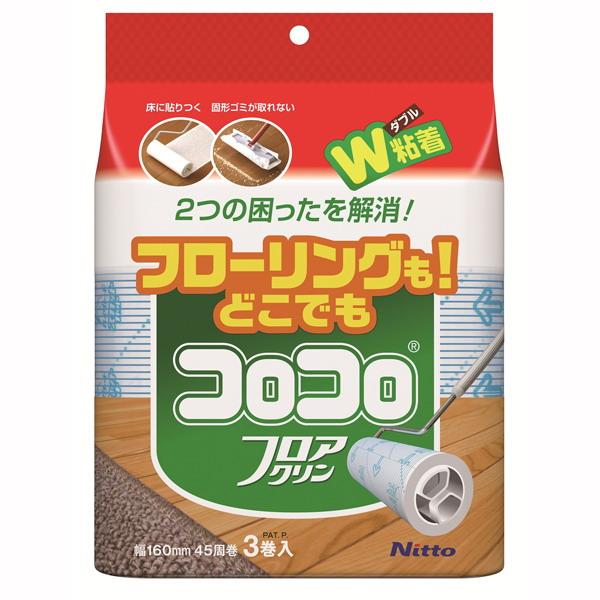 【大感謝価格】 NEWスペアテープフロアクリン3巻入 ×10個セット 【返品キャンセル不可】