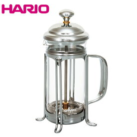 大感謝価格『HARIO(ハリオ) ハリオール・エレガンス 2杯用 THE-2SVG』ティープレス キッチン 雑貨 グッズ HARIO(ハリオ) ハリオール・エレガンス 2杯用 THE-2SVG送料無料