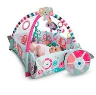 大感謝価格 『Bright Starts(ブライトスターツ) 5-in-1 ヨアウェイ・ボール・プレイジム 10786』ベビー用品 知育玩具 おもちゃ