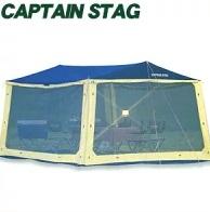 大感謝価格『CAPTAIN STAG キャプテンスタッグ レニアス スクリーンメッシュタープセット M-3165』(突然の欠品終了あり)タープ キャンプ レジャー アウトドア グッズ送料無料