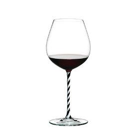 【大感謝価格】リーデル ファット・ア・マーノ ピノ・ノワール ワイングラス 705cc 4900/07BWT 584【お寄せ品、返品キャンセル不可】