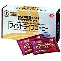 【大感謝価格 】『6箱セット フィットライフコーヒー(30包)』(割引不可)送料無料健康食品 カップ一杯あたりの食物繊維 フィットライフコーヒー(30包)6箱セット