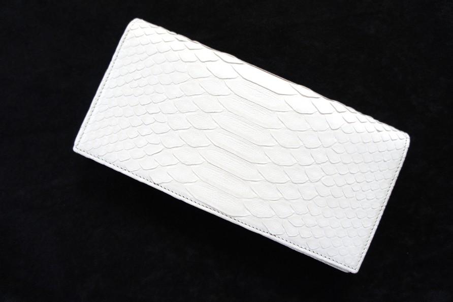 『神の遣いオール白蛇長財布』送料無料5個で梱包時に1個多く入れてプレゼント縁起物 幸運祈願祈願 アイテム 人気サイフ