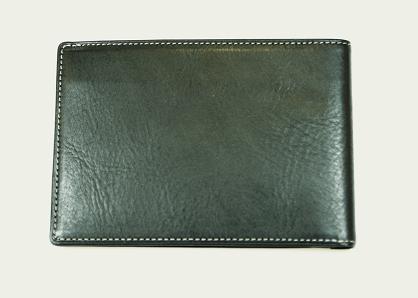 『スィンリーBシリーズ二つ折れ札入』送料無料財布 サイフ 小物 父の日のプレゼントにもお勧め