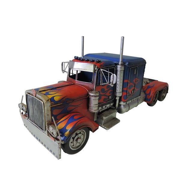 【大感謝価格】ブリキのおもちゃ convoy 27605