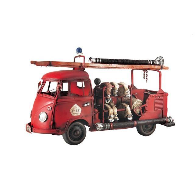 【大感謝価格】ブリキのおもちゃ fireengine 27122, 海山町:0e782923 --- bulkcollection.top