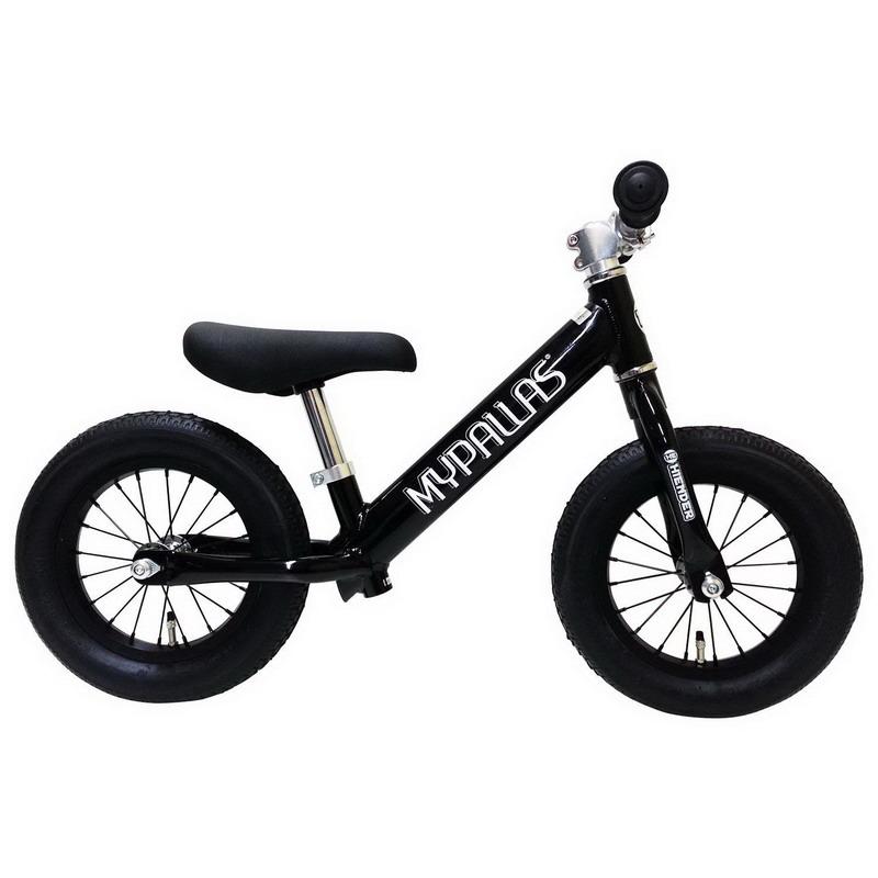 【大感謝価格 】マイパラス 子供用ランニングバイク スーパーハイエンダー ブラック MC-SH-BK