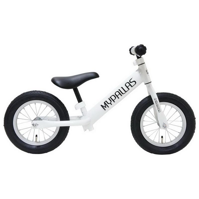 【大感謝価格 】マイパラス 子供用ランニングバイク ハイエンダー ホワイト MC-HE-WH