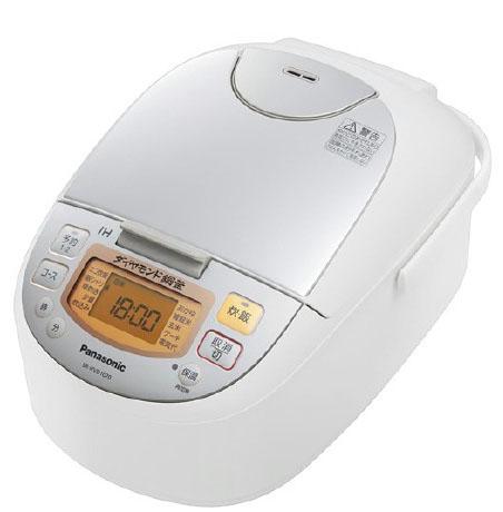 【大感謝価格】パナソニック Panasonic IHジャー炊飯器 SR-HVD1070-W