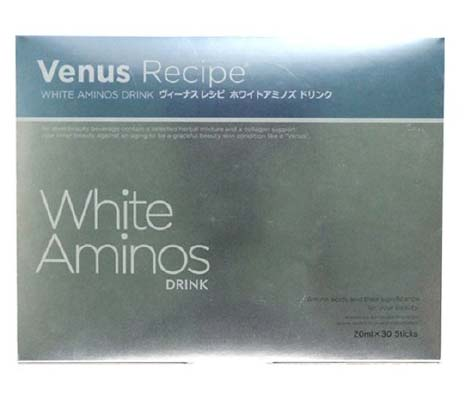 【大感謝価格 】アクシージア ヴィーナスレシピホワイトアミノズドリンク 20ml×30本