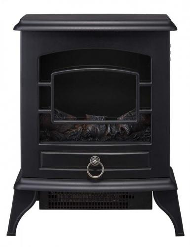 【大感謝価格 】ノスタルジア 暖炉型ヒーター ブラック CH-T1840BK
