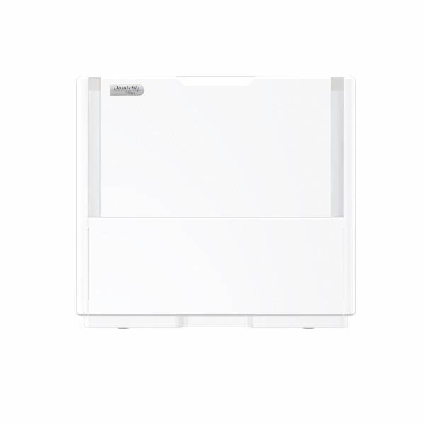 【大感謝価格】ダイニチ ハイブリッド式加湿器 温風気化+気化 ホワイト HD-242-W