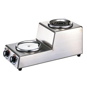 大感謝価格『カリタ 2連ハイウォーマー タテ型』キッチン用品 業務用 厨房機器 コーヒーウォーマー『カリタ 2連ハイウォーマー タテ型』