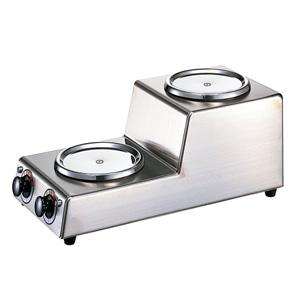 大感謝価格『カリタ 2連ウォーマー タテ型』キッチン用品 業務用 厨房機器 コーヒーウォーマー『カリタ 2連ウォーマー タテ型』