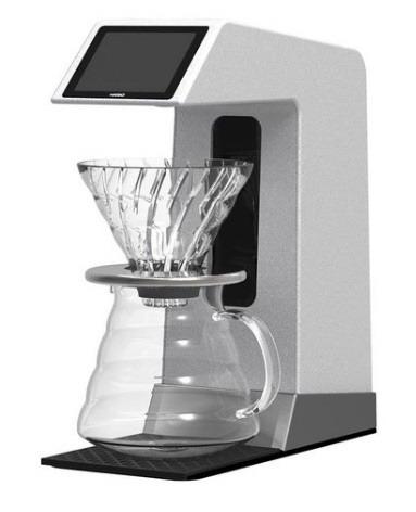 【大感謝価格】HARIO ハリオ Bluetooth対応コーヒーメーカー V60 オートプアオーバー Smart7 BT【返品キャンセル絶対に不可品】