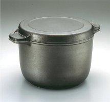 【大感謝価格】文化軽金属 味わい鍋 特深鍋22cm