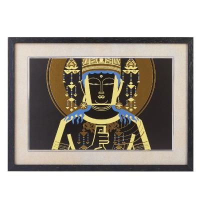 【メーカー直送・大感謝価格 】イスム HAKUジクレ pop'n Buddha 大日如来