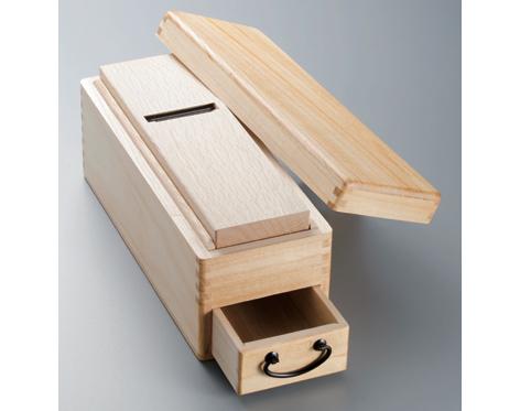 【大感謝価格 】四面替刃式 鰹節削り器 黒潮L K11234